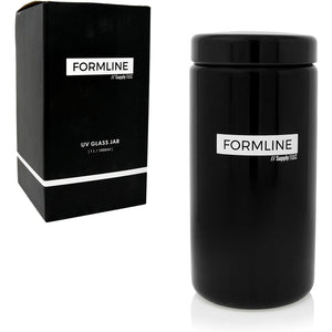 Formline Smell Proof Jar - Protective Airtight Container with Case (2 OZ - 1000 ml)