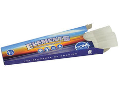 ELEMENTS 1¼ Size Cone - 6 Cones per Pack