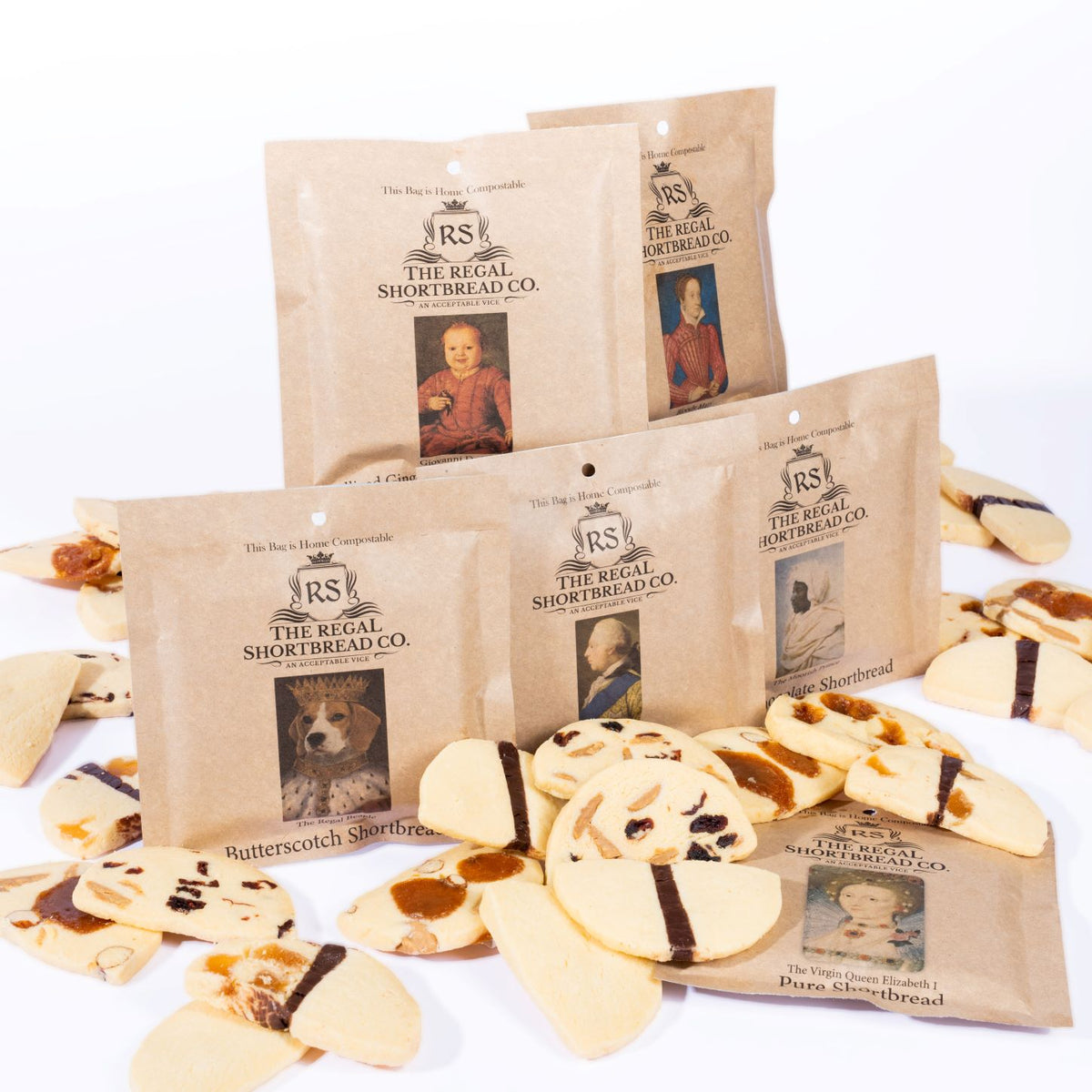 Packaged - Shortbread