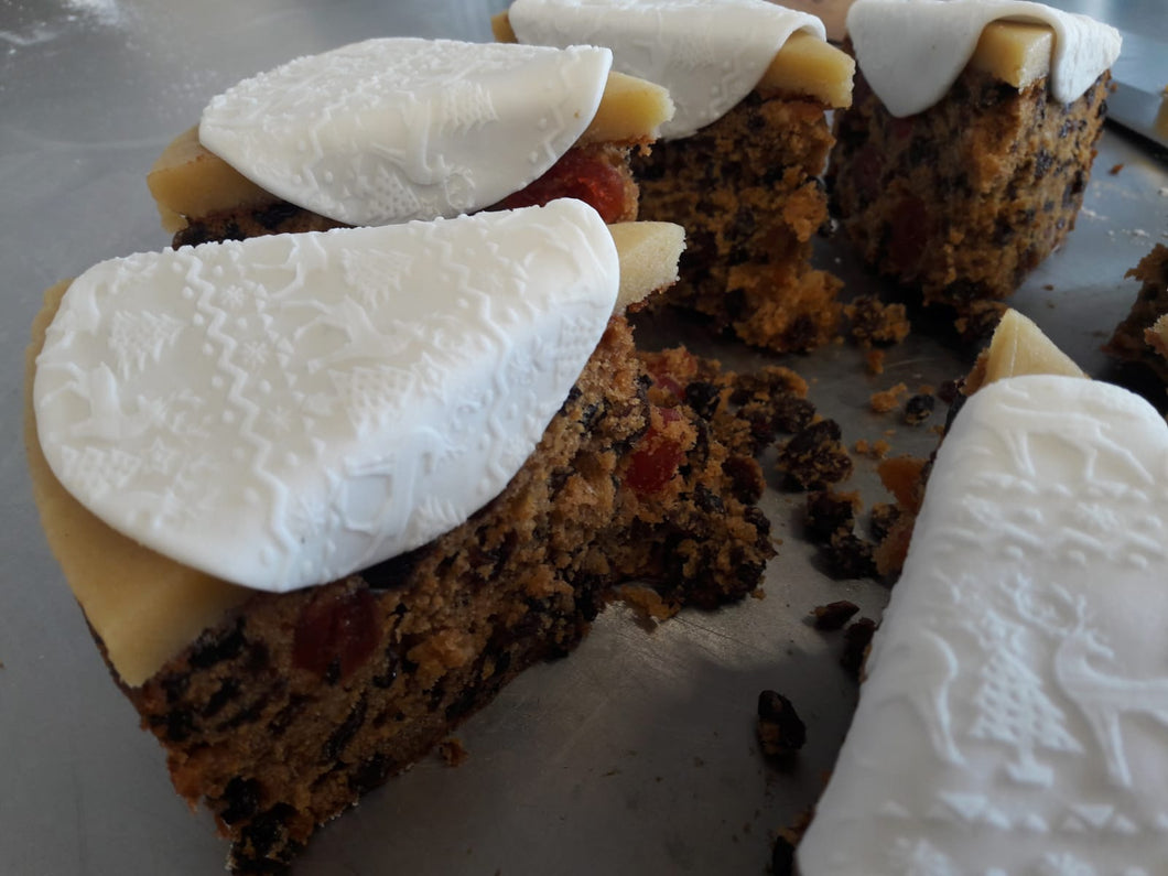 Old Fashioned Christmas cake