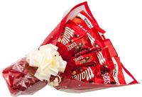 Maltesers Chocolate Lovers Hand Held Chocolate Bouquet Posey Gift Hamper - Perfect Gift
