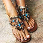 Casual Plus Size Bohemia Sandals