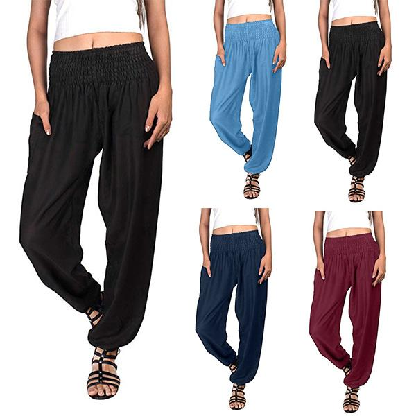 Fashion Baggy Casual Harem Pant