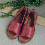 Women Slip On Soft Comfy Casual Sandals