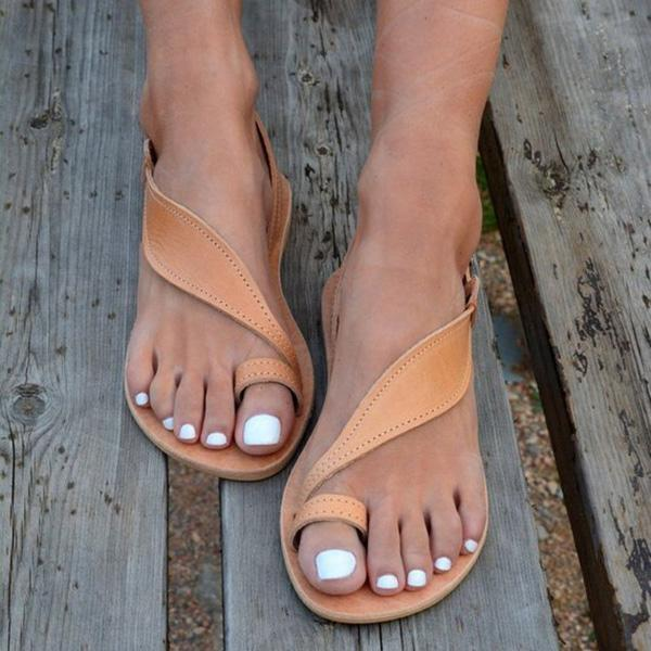 Women Simple Fashion Greek sandals