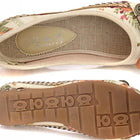 US5-9 National Style Handmade Embroidered Flats Shoes