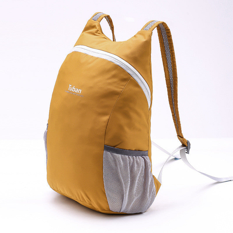 CLEARANCE-Lightweight Waterproof Foldable Backpack Outdoor Bag - MagCloset