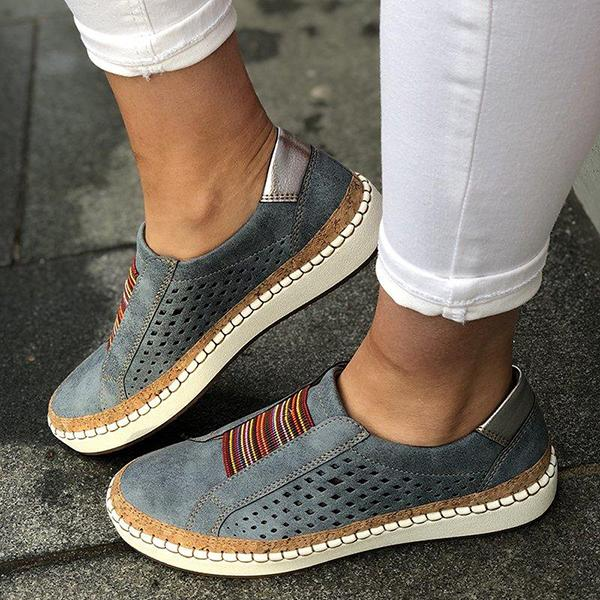 Comfortable Flat Breathable Shoes
