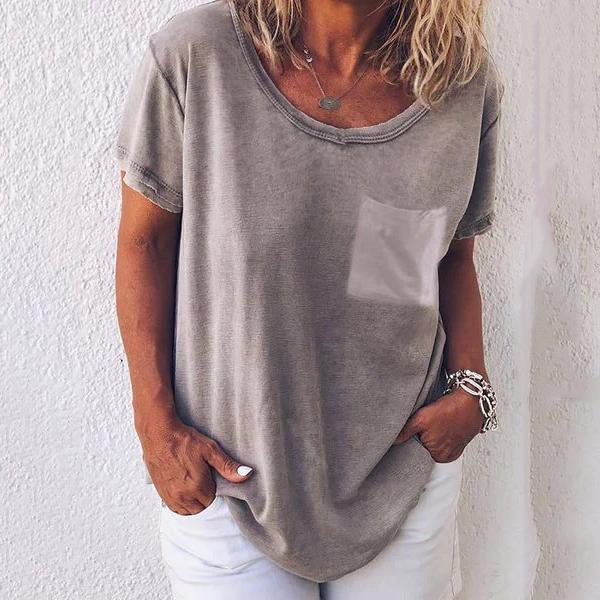 Comfortable Loose Causal Blouse