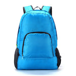 Women Men Lightweight Nylon Waterproof Foldable Backpack Outdoor Hiking Bags