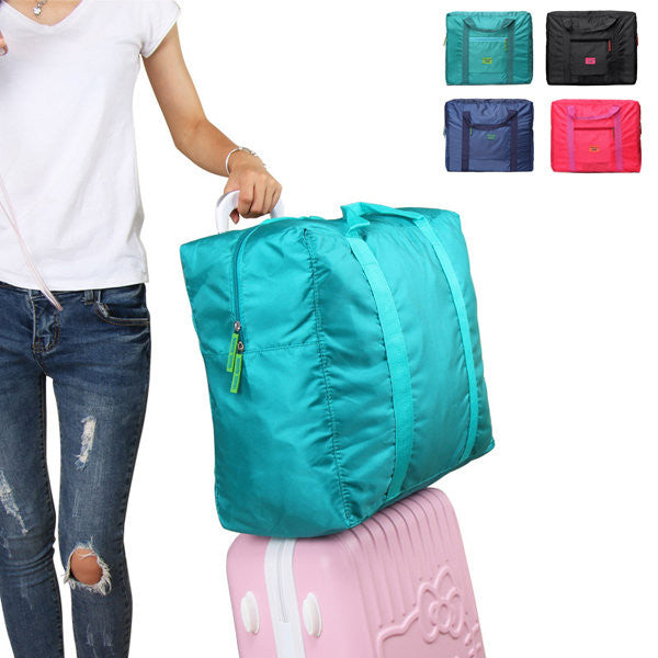 CLEARANCE-Casual Nylon Waterproof Storage Bag Folding Travel Bag