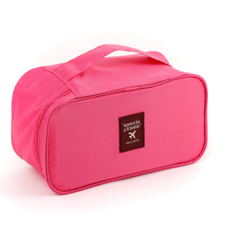 CLEARANCE-Multifunctional Underwear Bra travel Bag Wash Bag - MagCloset