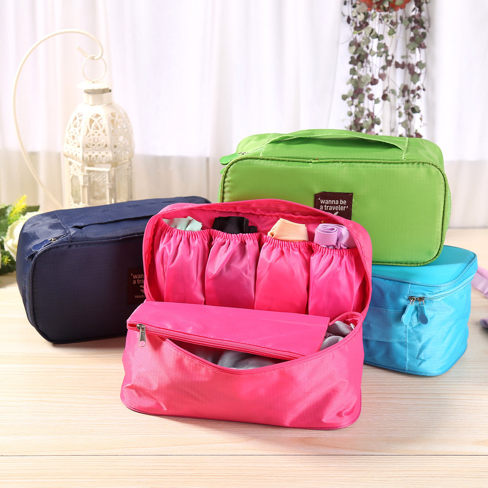 CLEARANCE-Multifunctional Underwear Bra travel Bag Wash Bag
