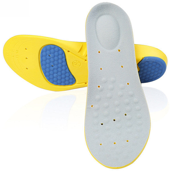 CLEARANCE-Soft Breathable Memory Foam Orthotic Arch Support Boot Shoes Insoles Insert Pad