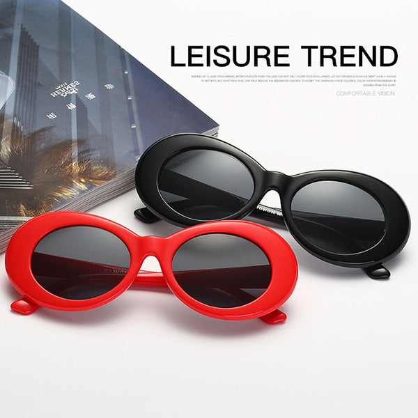 Trendy UV400 Sunglasses for Men Women