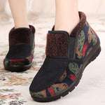 Winter Keep Warm Fur Lining Non-Slip Snow Boots