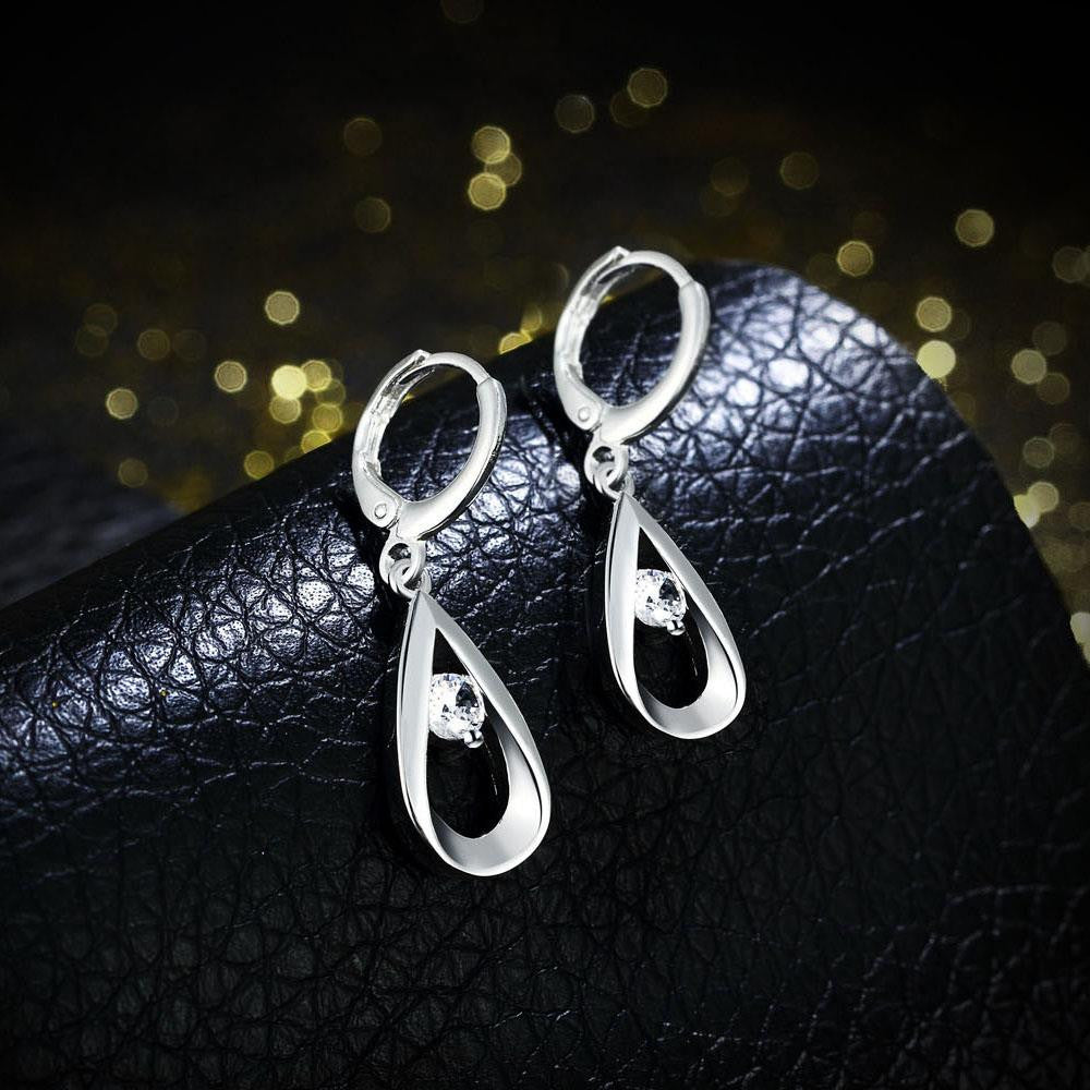 Simple Fashion Water Drop Earrings