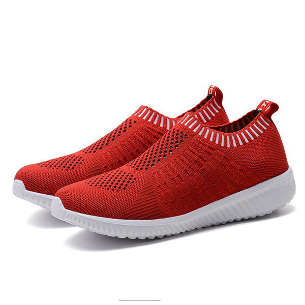 Women Casual Soft Mesh Sport Running Shoe Outdoor Sneakers