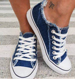 Classic Casual Canvas Shoes