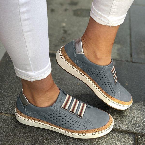 Casual Comfortable Flat Sneakers