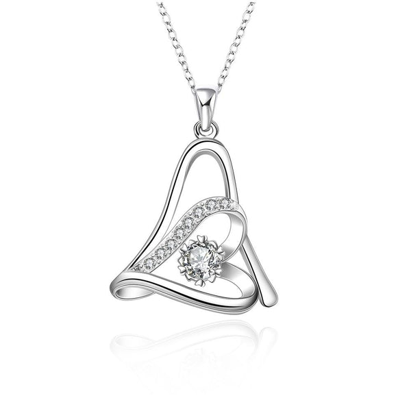 New Fashion Pendant Necklace with Zircon