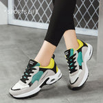2018 New Fashion Dad Shoes Leisure Lace Up Sneakers - MagCloset