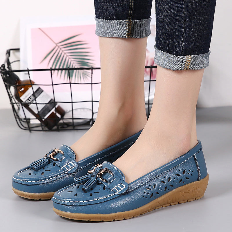 Summer Hollow Out Soft Sole Shoes
