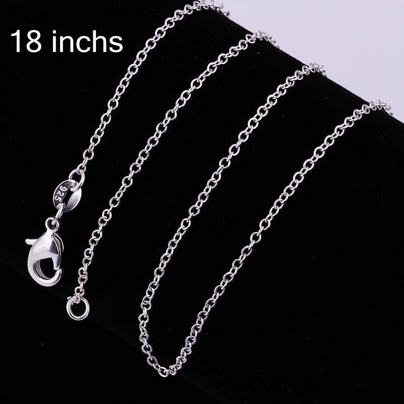 Hottest Fashion Silver Snake Chains Necklace