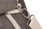 Canvas Backpack Dual-Purpose Shoulder Bag Daily Travel Crossbody Bags - MagCloset