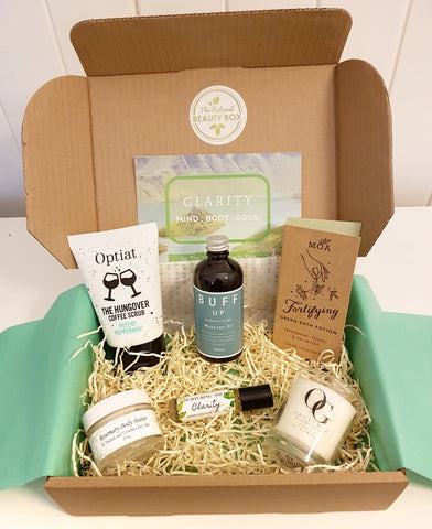Clarity Edition | The Natural Beauty Box