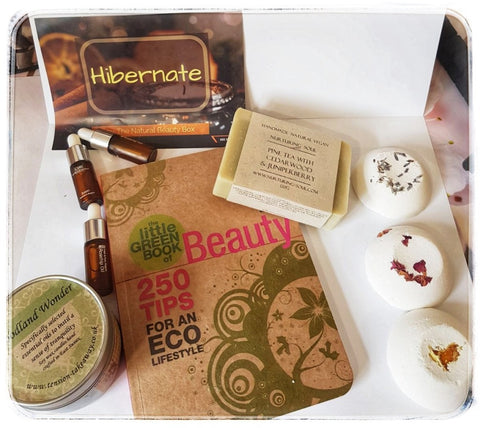 December's Hibernate Box | Photo Credit Simply Shaiz