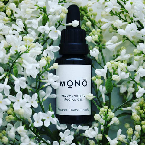 Mono Naturoils Rrjuvenating Facial Oil