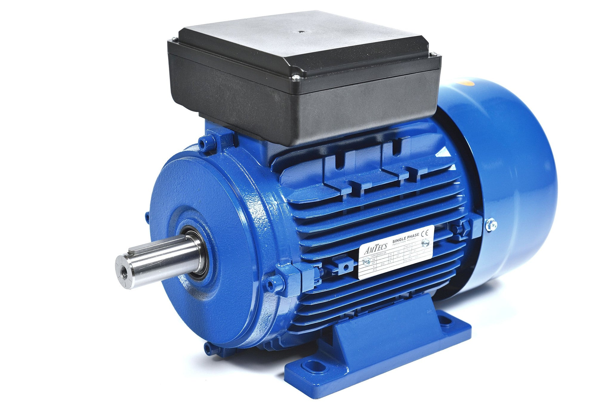 Single Phase 230v Electric Motor 2.2Kw 2 pole 3000rpm with face mount