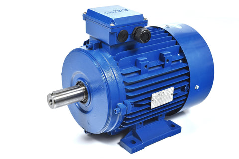 4.0kW (5.5hp) Three Phase Motor 4 Pole (1500RPM) 100 Frame