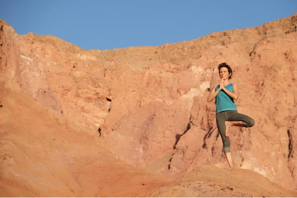 Why Yoga is like a trip to the desert