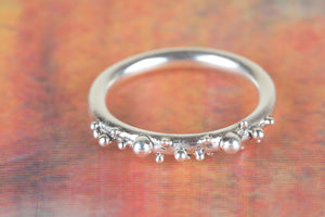 Lovely Handmade 925 Silver Ring