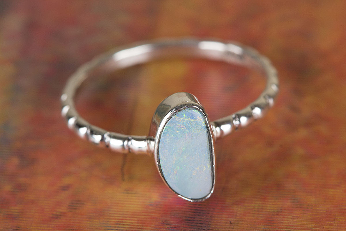 rings the australian opals opal design silver all product with natural ring guaranteed gemstone style in free