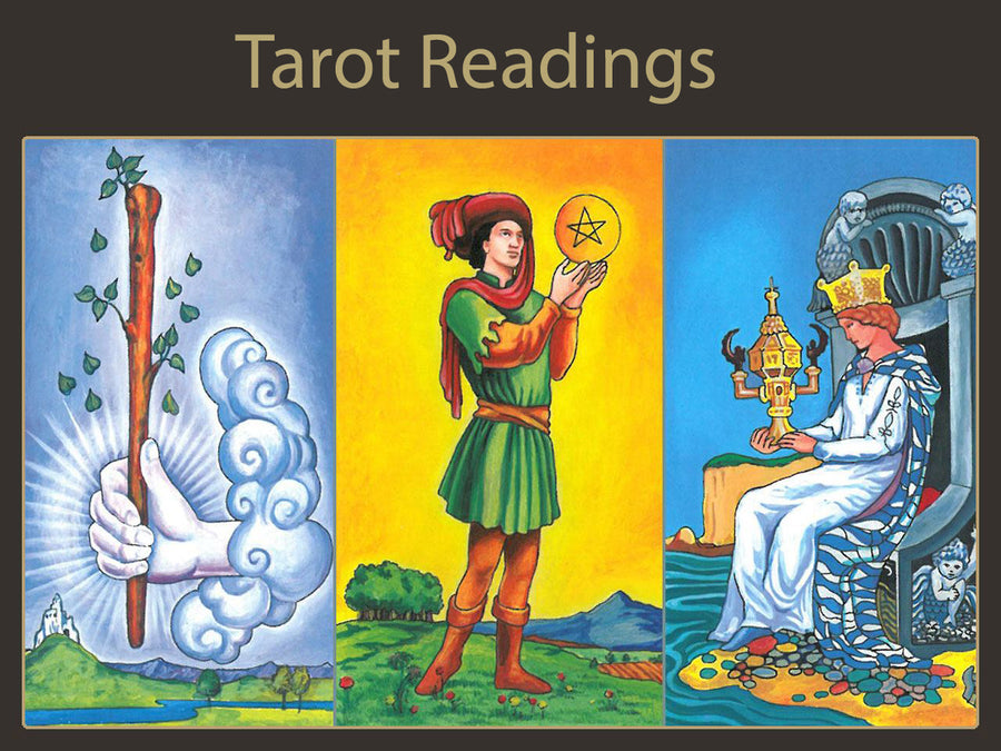 Tarot and Angel Card Reading