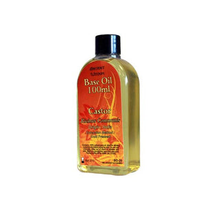 Castor Oil 100ml Base Oil