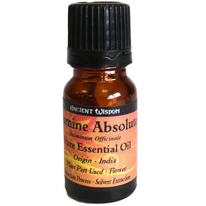 Jasmine Absolute Pure Essential Oil (10ml)