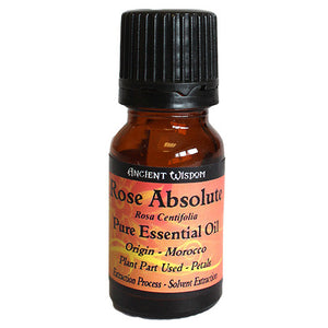 Rose Absolute Essential Oil (10ml)
