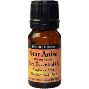 Aniseed China Star Essential Oil (10ml)