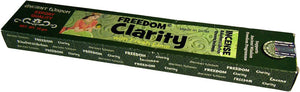 Clarity Freedom Incense Sticks
