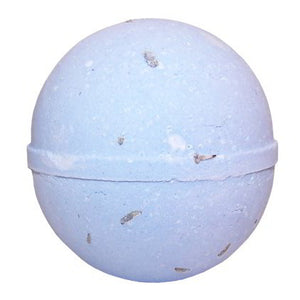 Lavender Seeds Bath Bomb