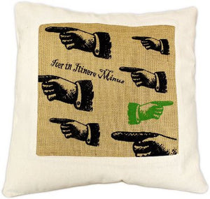 Cushion Cover - Road Less Travelled