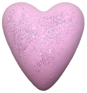 Megafizz Bath Heart - Jasmine Wings