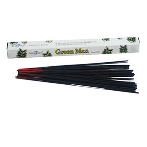 Green Man Premium Incense