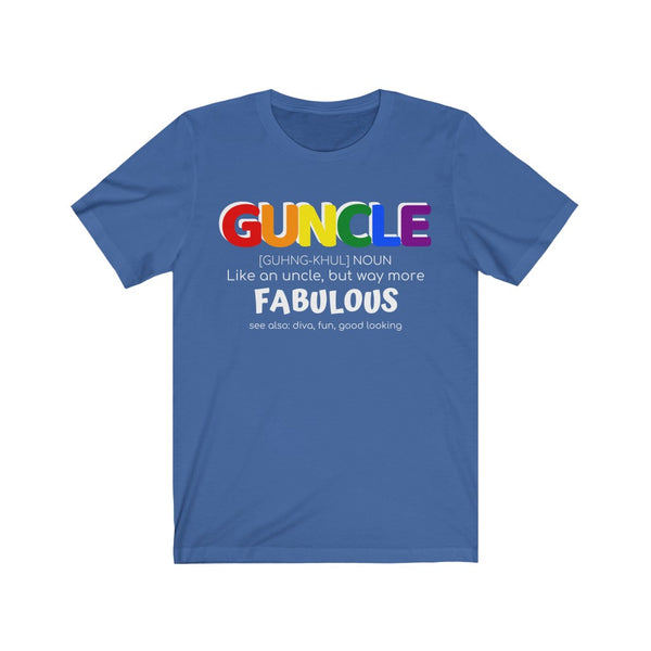 Guncle - Fabulous - Europe - EqualiTee