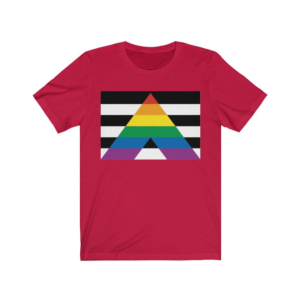 Ally - Europe - EqualiTee, LGBT, Gay, Lesbian, Bisexual, Trans, Queer, Shirts, Apparel, Fashion, Funny Gay Shirts from EqualiTee