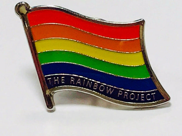 LGBTQ+ Lapel Pins - EqualiTee, LGBT, Gay, Lesbian, Bisexual, Trans, Queer, Shirts, Apparel, Fashion, Funny Gay Shirts from EqualiTee